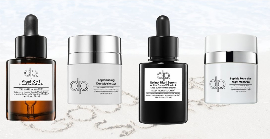 dp skin care products